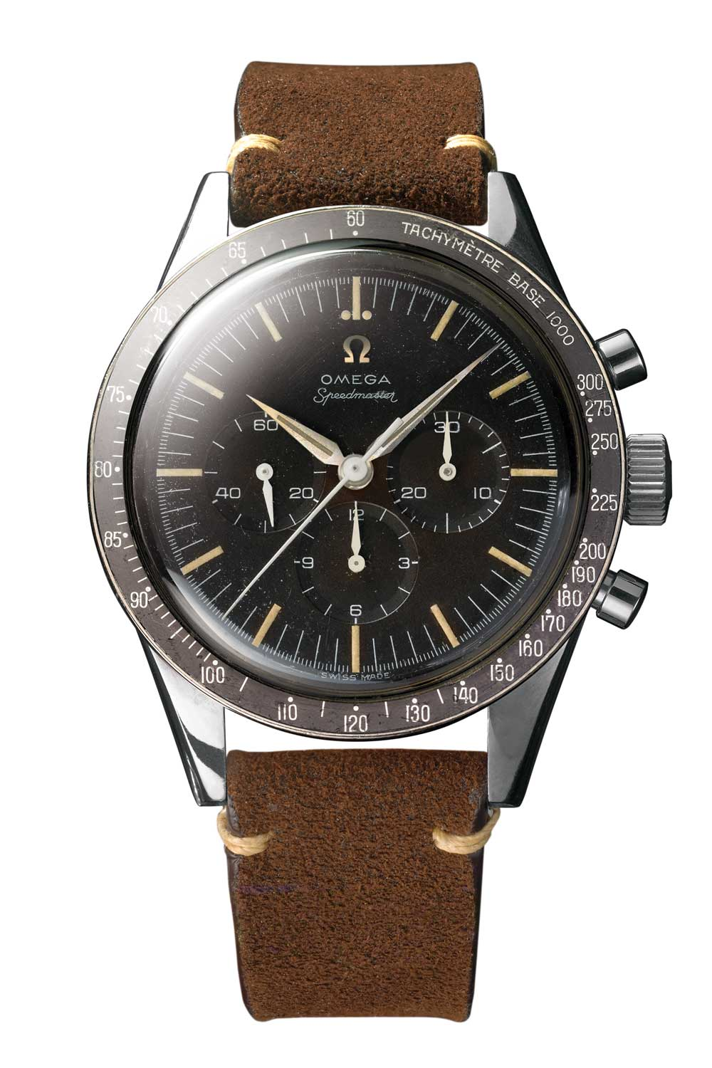 The CK2998, the first Omega Speedmaster in space, was a personal watch belonging to Walter Schirra, and not tested by Ragan and NASA beforehand