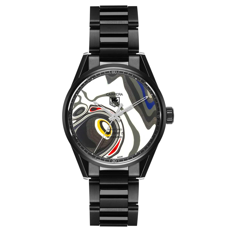 Bamford Watch Department x Tag Heuer Calibre 5