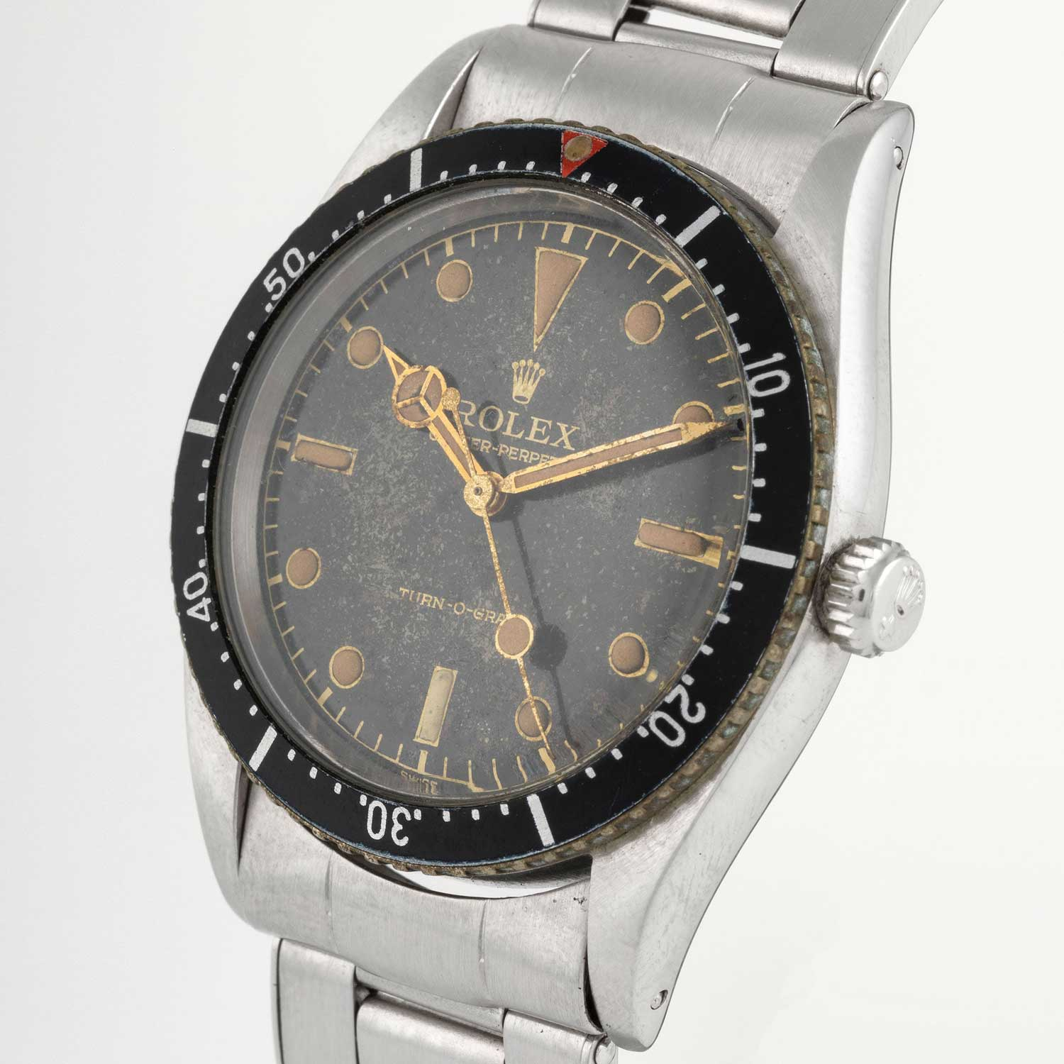 Lot 120 – Rolex Turn-O-Graph reference 6202
