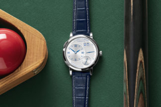 "Grand Lange 1 ""25th Anniversary"" (Image © Revolution)"