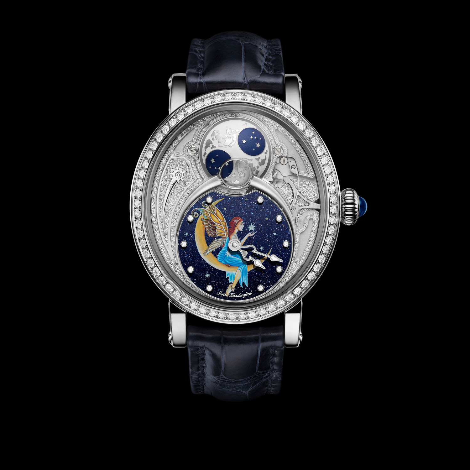 "Bovet Récital 23 ""Hope"" Only Watch 2019"