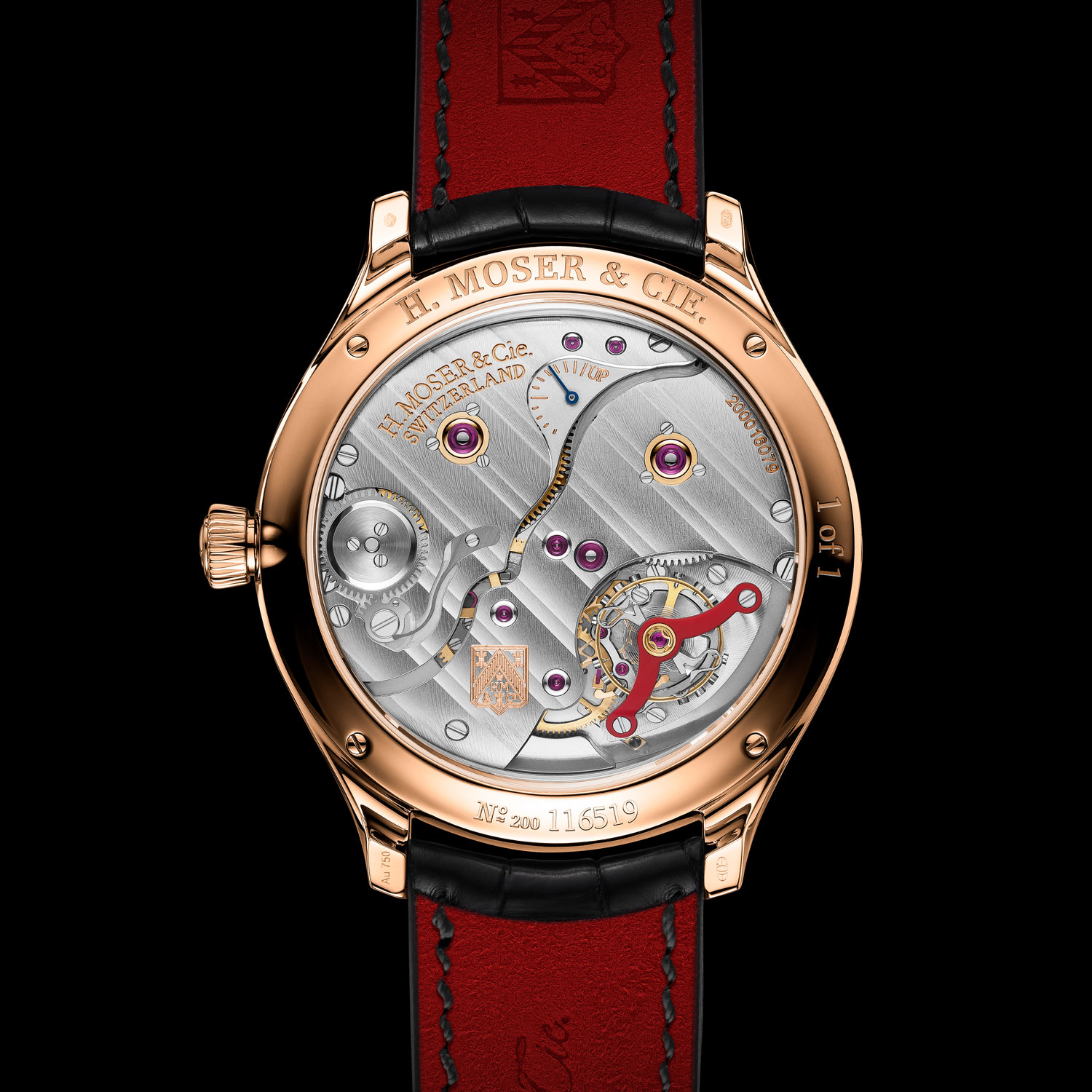 H. Möser & Cie Endeavour Perpetual Moon Concept Only Watch