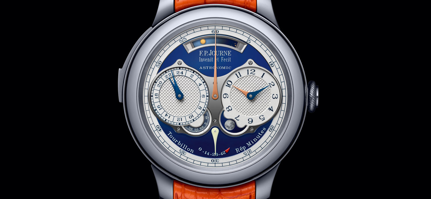 The F.P. Journe Astronomic Blue for Only Watch 2019