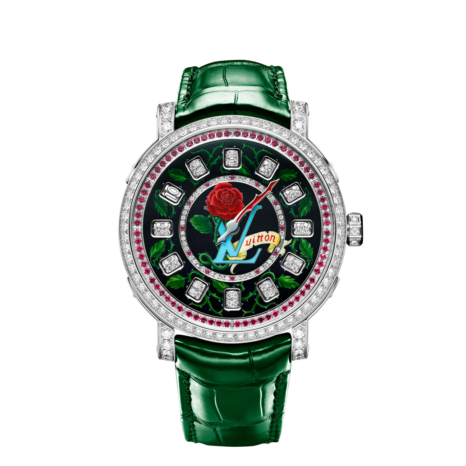 Louis Vuitton 2019 Escale Spin Time Only Watch
