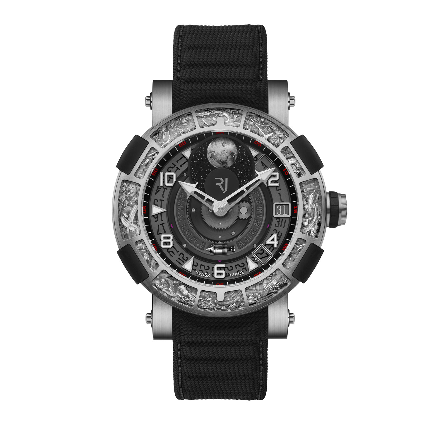 Romain Jerome Arraw 6919 Only Watch Special Edition
