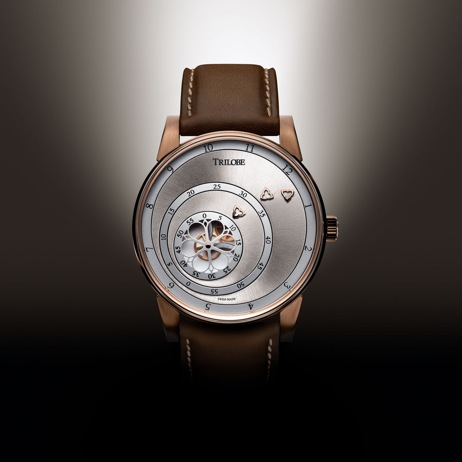 "Trilobe ""Les Matinaux"" Only Watch Edition"