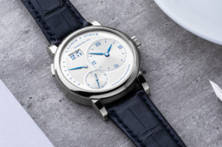 "The Lange 1 Daymatic ""25th Anniversary"" (Image © Revolution)"