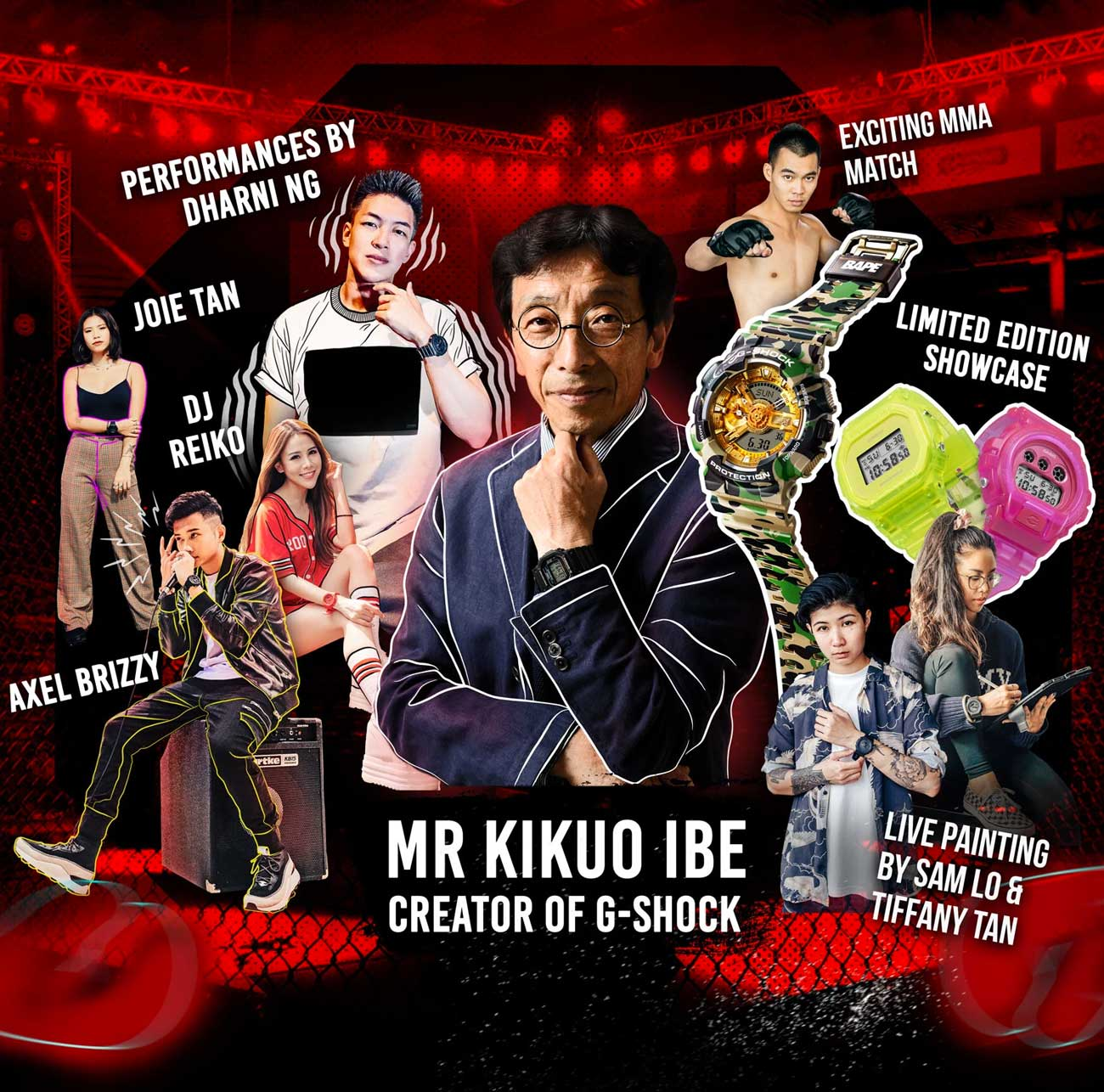 Kikuo Ibe and the island nation's maverick group of game changers