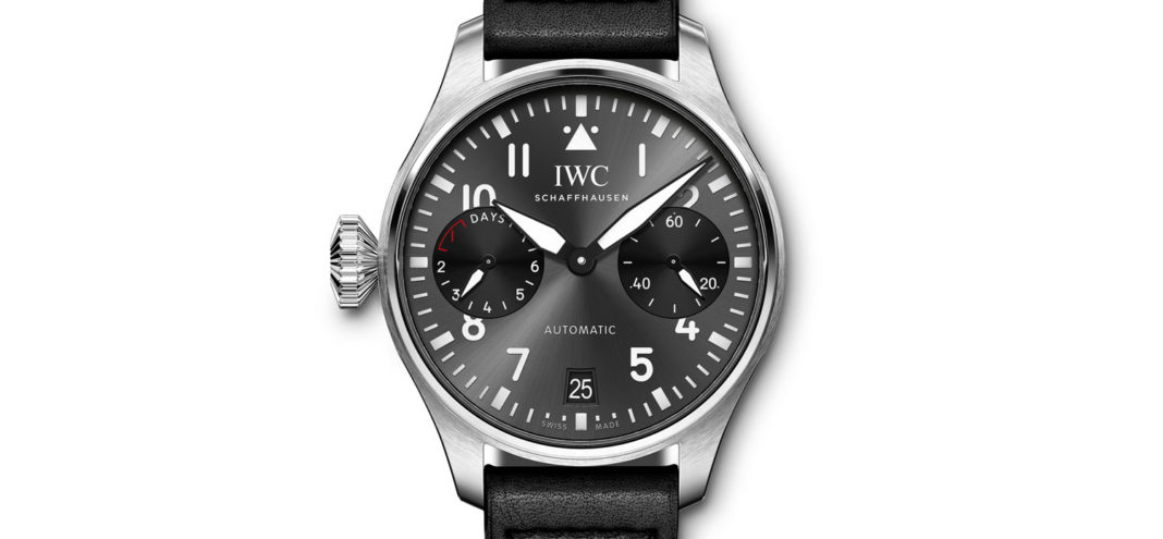 "IWC Big Pilot's Watch Edition ""Right-hander"""