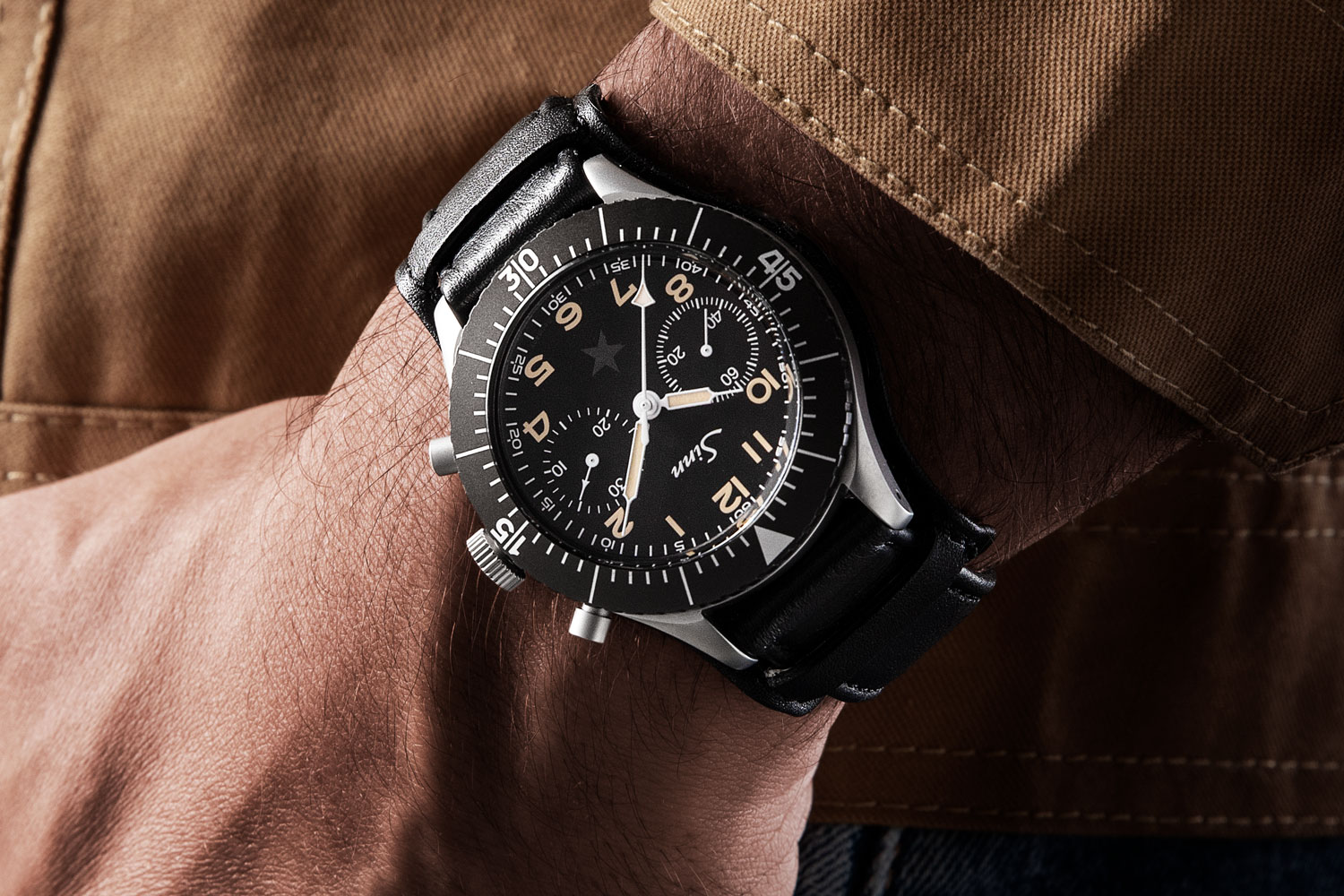"Sinn x The Rake & Revolution 155 Bundeswehr ""Dark Star"" (Image © Revolution)"