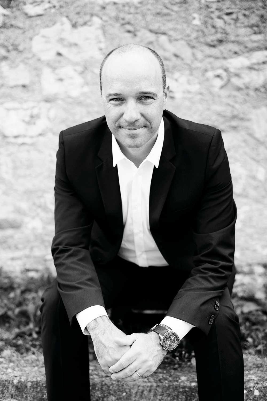 Hamilton CEO Sylvain Dolla