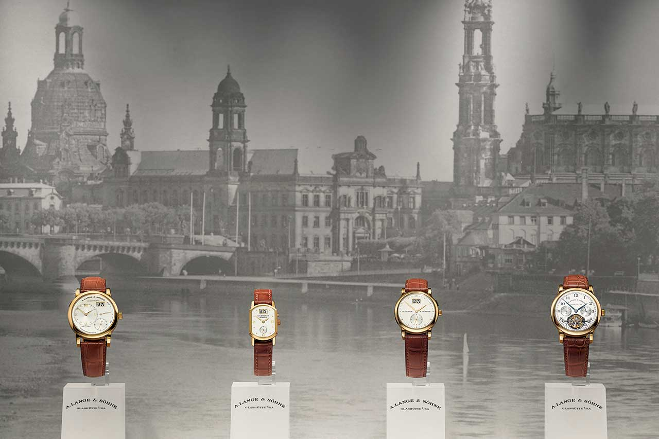Four watches that relaunched A. Lange & Söhne, after a 40-year break