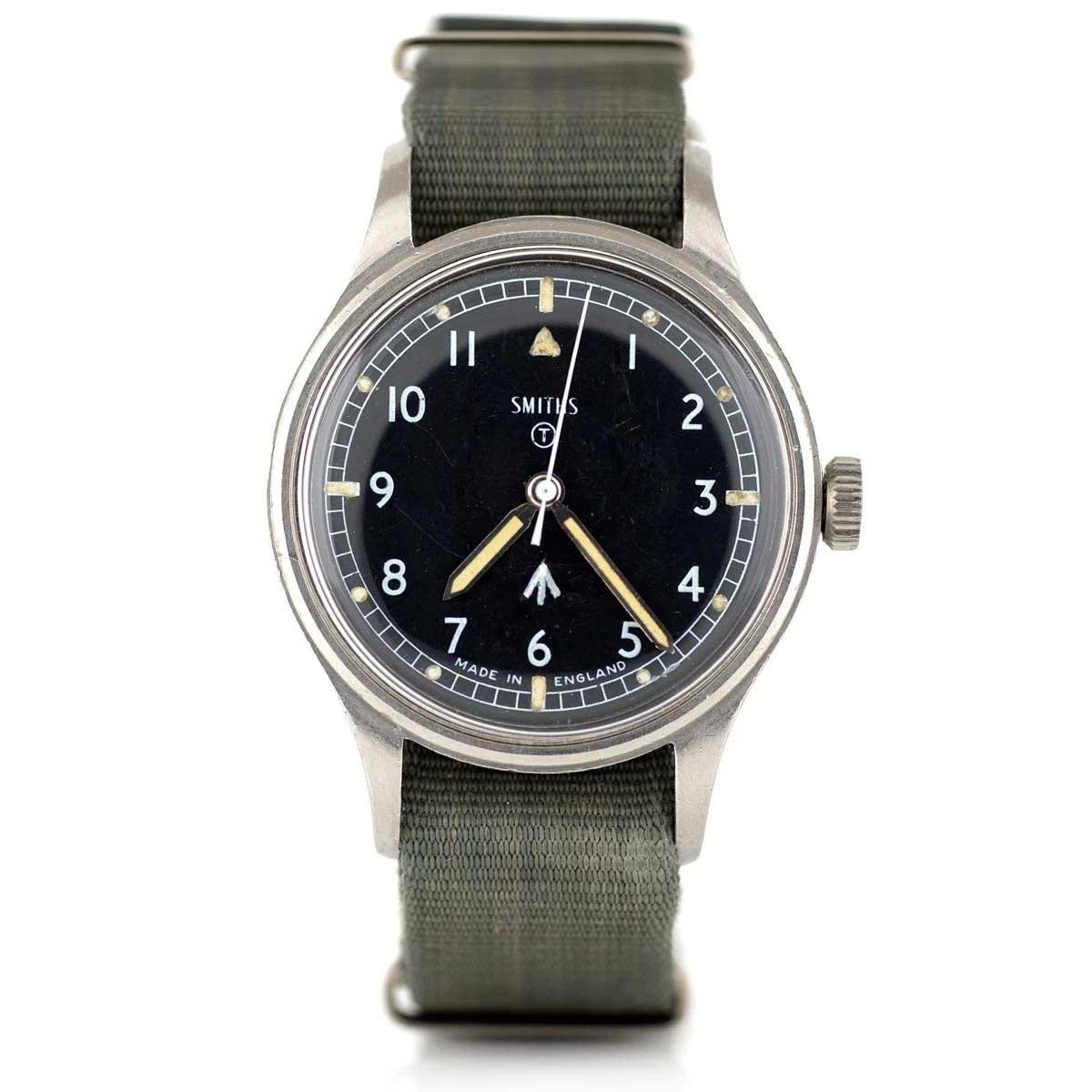 Smiths W10 (Image: Mr Jones Watches)