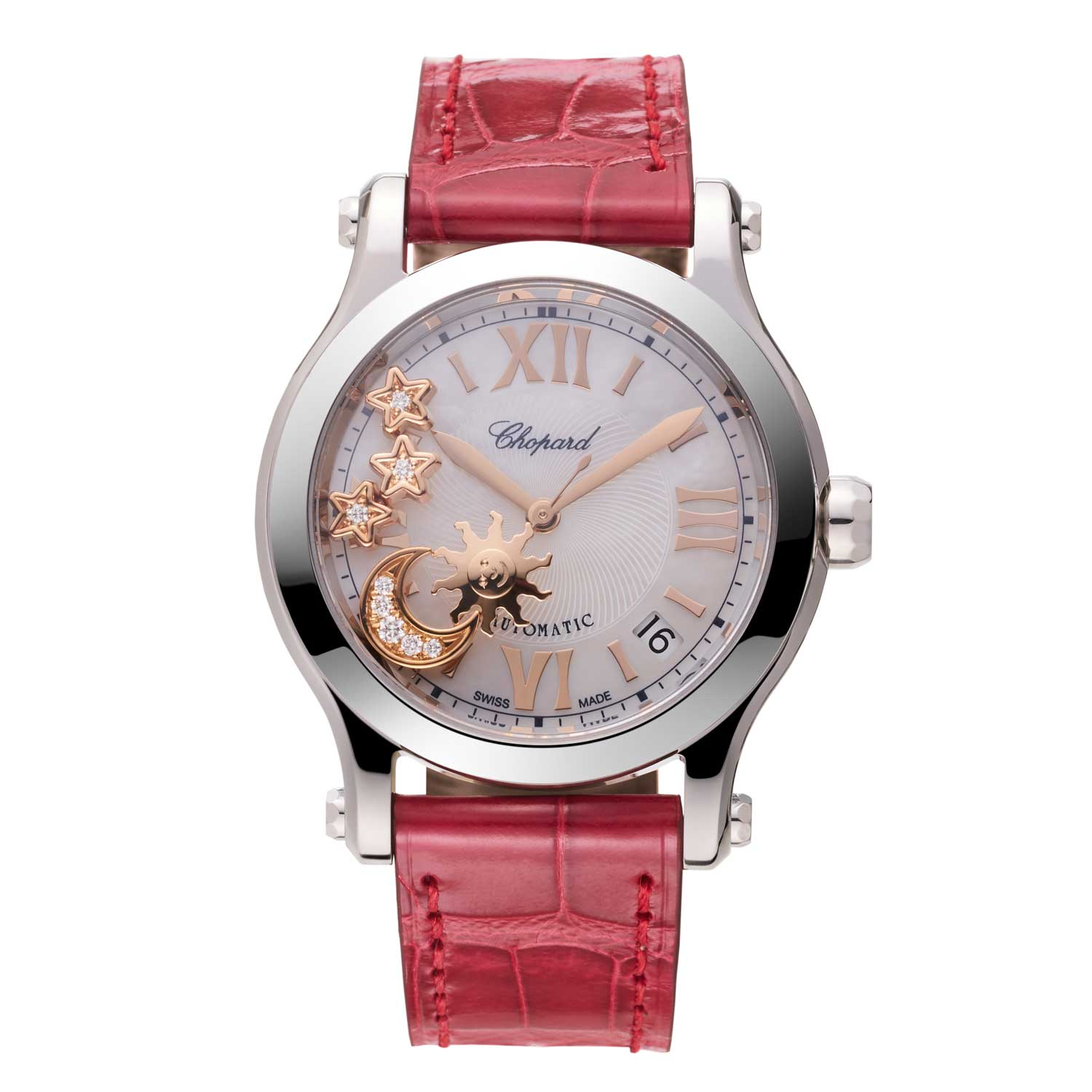 Chopard Happy Sport The Hour Glass 40th Anniversary Special Edition