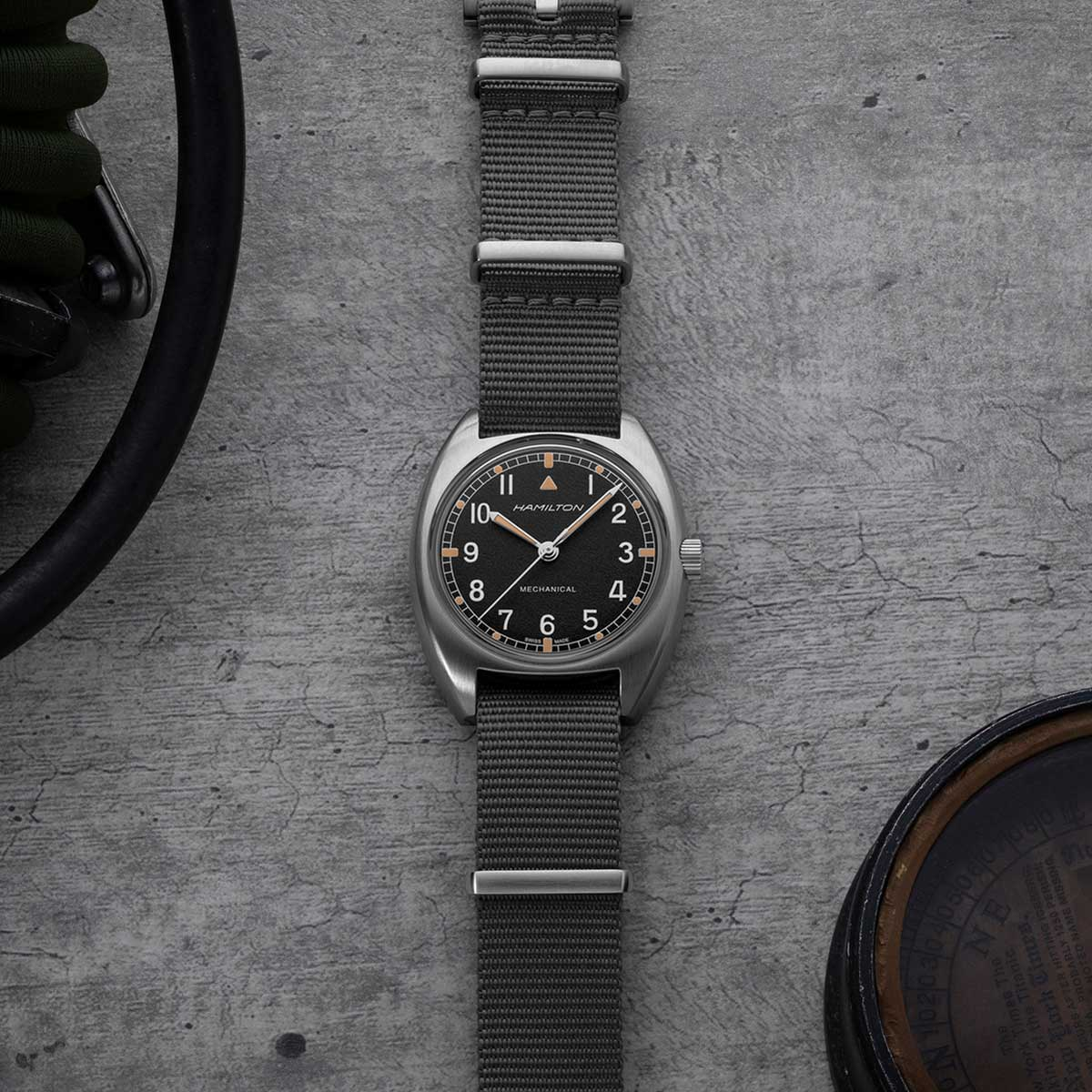 Khaki Pilot Pioneer Mechanical (Image © Revolution)