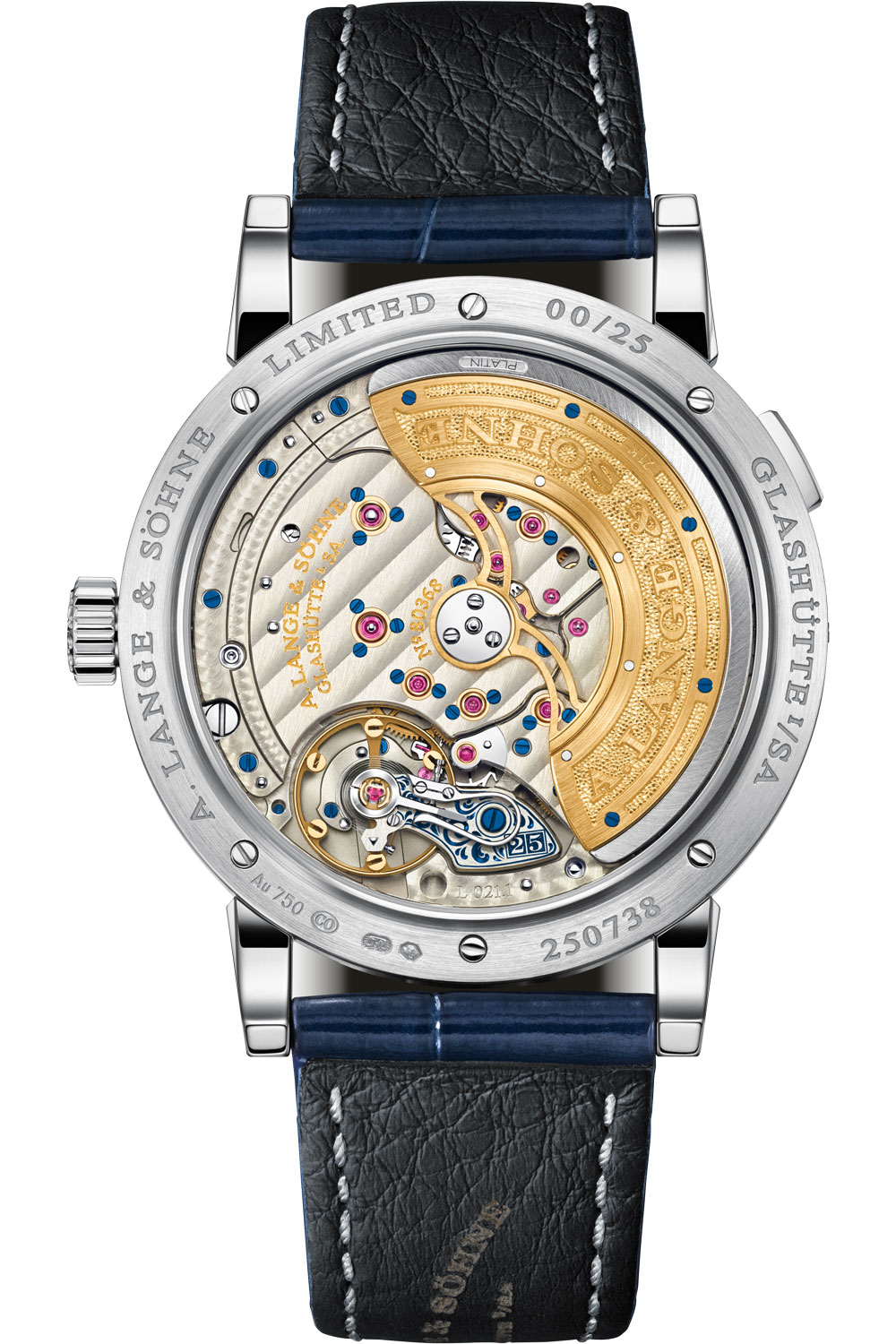 """The Lange 1 Daymatic """"25th Anniversary"""""""