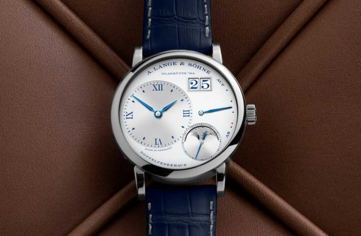 "Little Lange 1 Moon Phase ""25th Anniversary"" (Image © Revolution)"