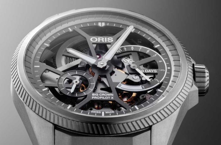 Oris Big Crown ProPilot X Caliber 115 (Image © Revolution)