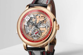 Patek Philippe Ref. 5303R Grand Complication in Rose Gold