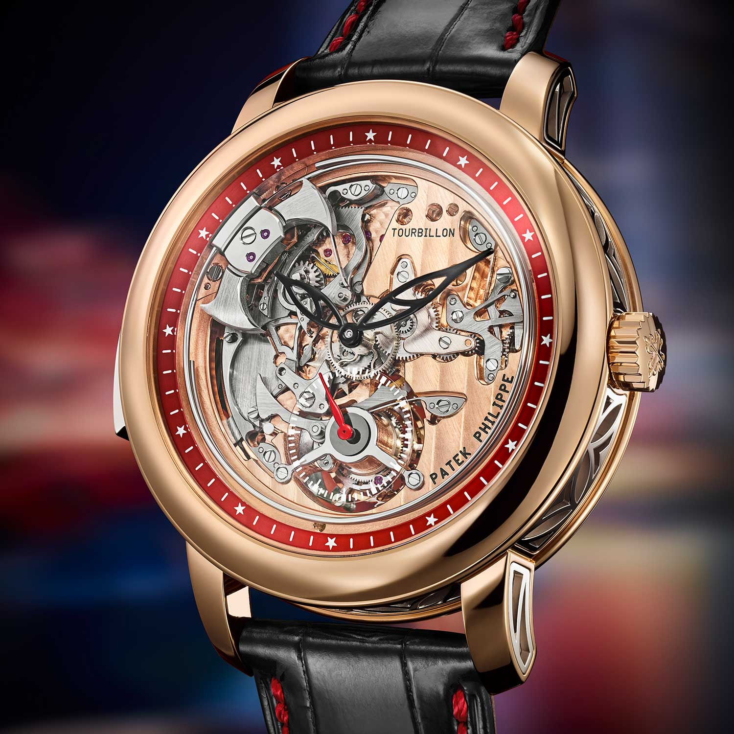 Patek Philippe Ref. 5303R Grand Complication in Rose Gold introduced on the occasion of the Watch Art Grand Exhibition held in Singapore (September 2019)
