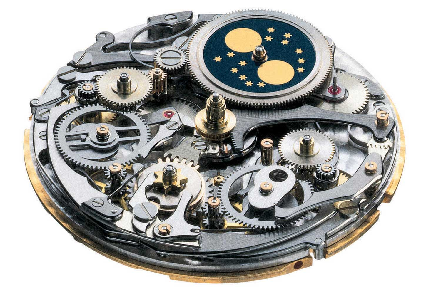 Caliber 2120/2808 used in the Audemars Piguet Jules Audemars Equation of Time