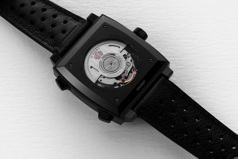 TAG Heuer Monaco Calibre 11 The Hour Glass Edition (Image © Revolution)
