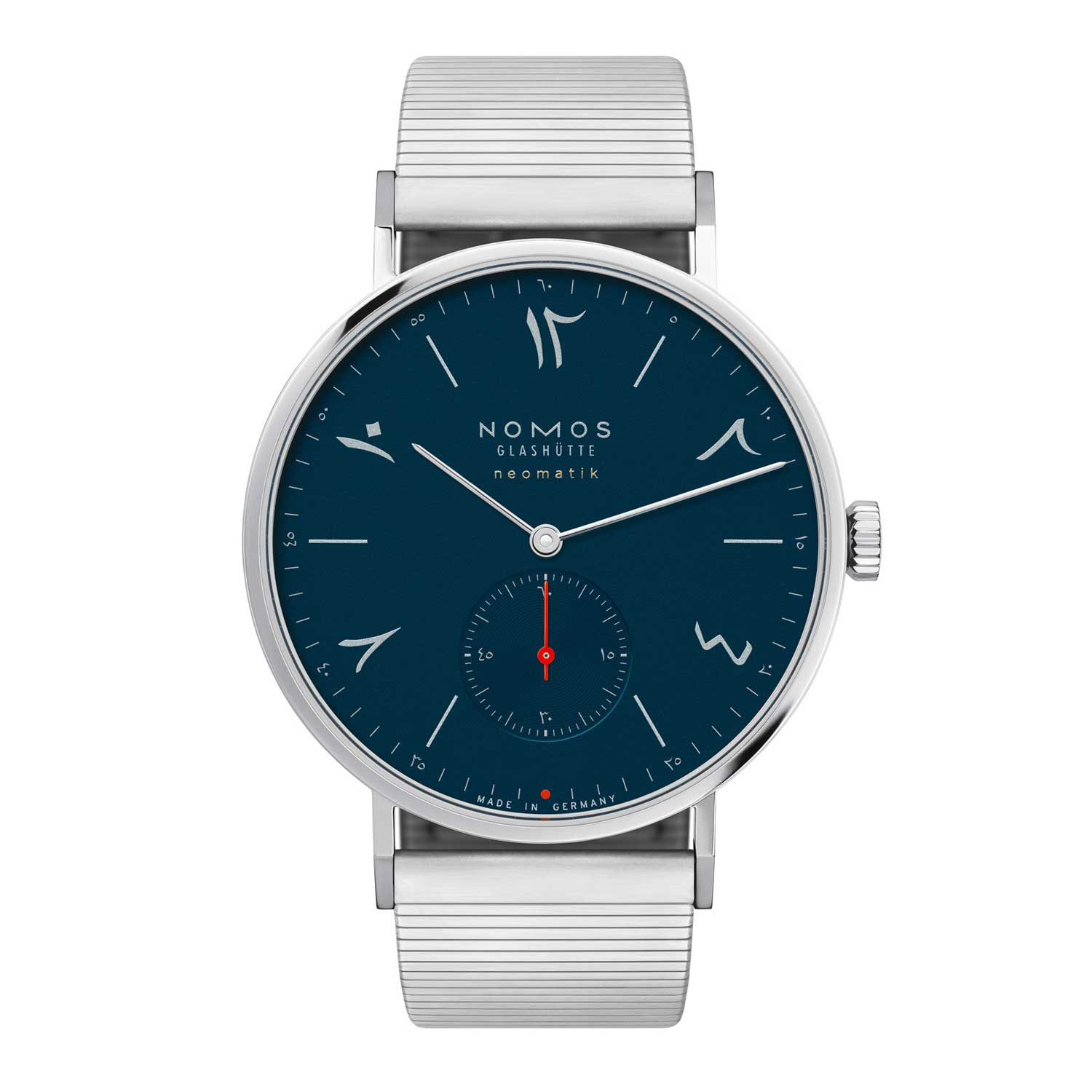 Nomos Red Dot (Midnight Blue) 2019 for The Hour Glass' 40th Anniversary