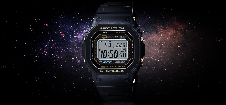 G-Shock Full Titanium GMW-B5000TB