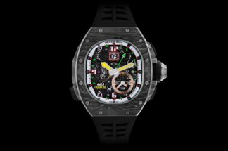 The Richard Mille RM 62-01 Tourbillon Vibrating Alarm Airbus Corporate Jets