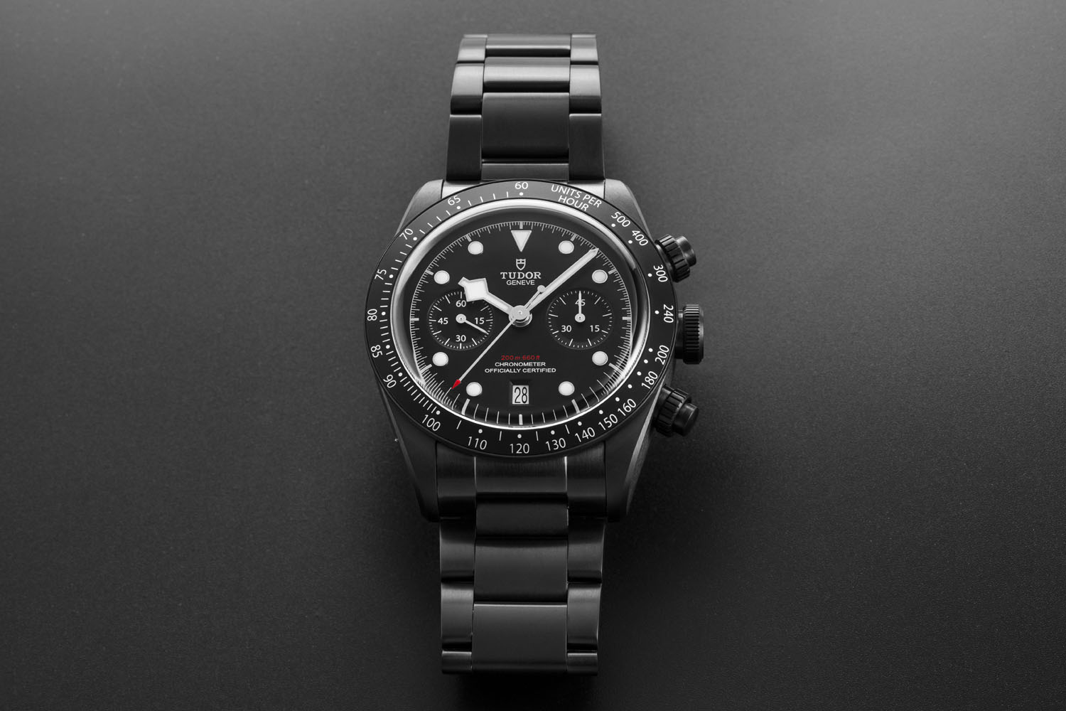 Tudor Black Bay Chrono Dark (Image © Revolution)