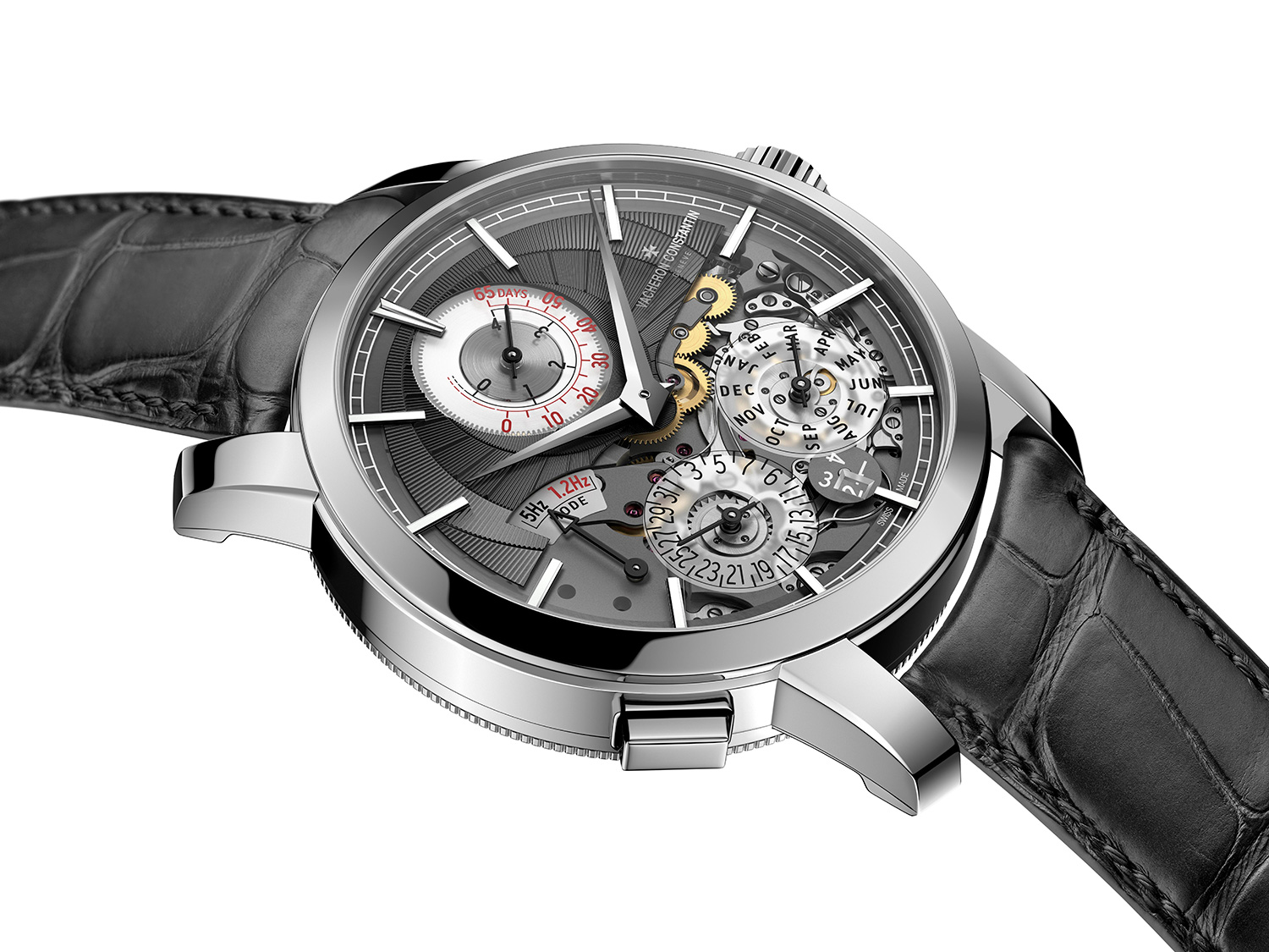 Vacheron Constantin Traditionnelle Twin Beat perpetual calendarVacheron Constantin Traditionnelle Twin Beat perpetual calendar