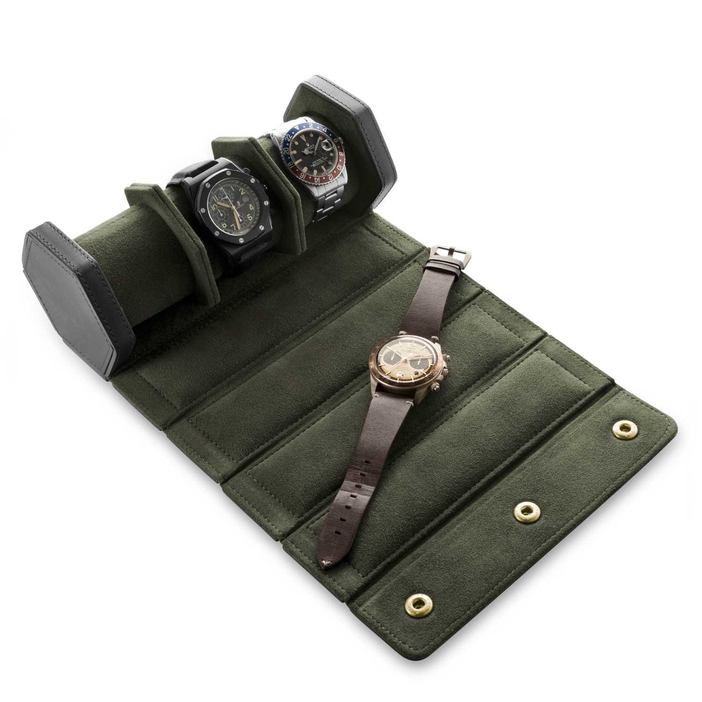 The Bennett Winch Watch Roll (Image © Revolution)
