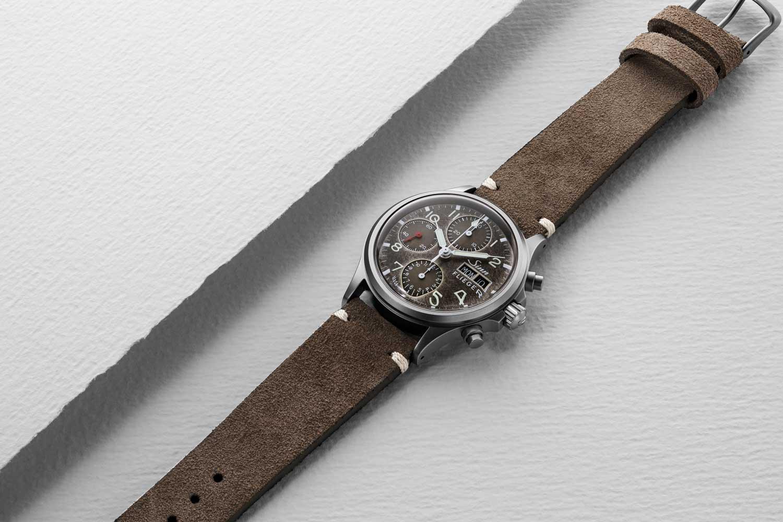 SINN 356 Pilot The Hour Glass Commemorative Edition (Image © Revolution)