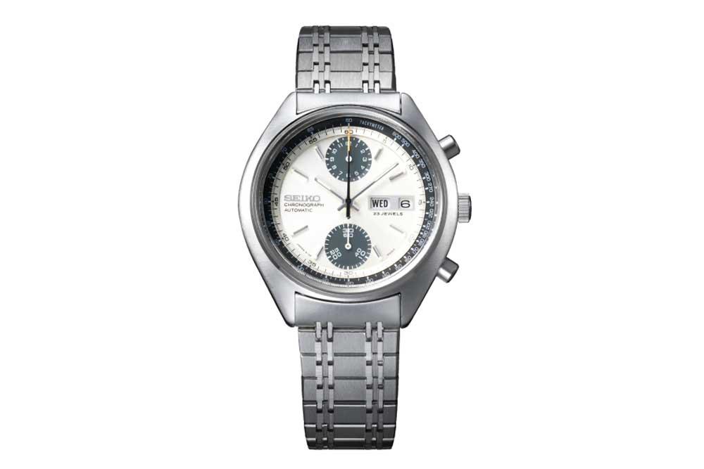 "Seiko ""Panda"" chronograph from 1970"