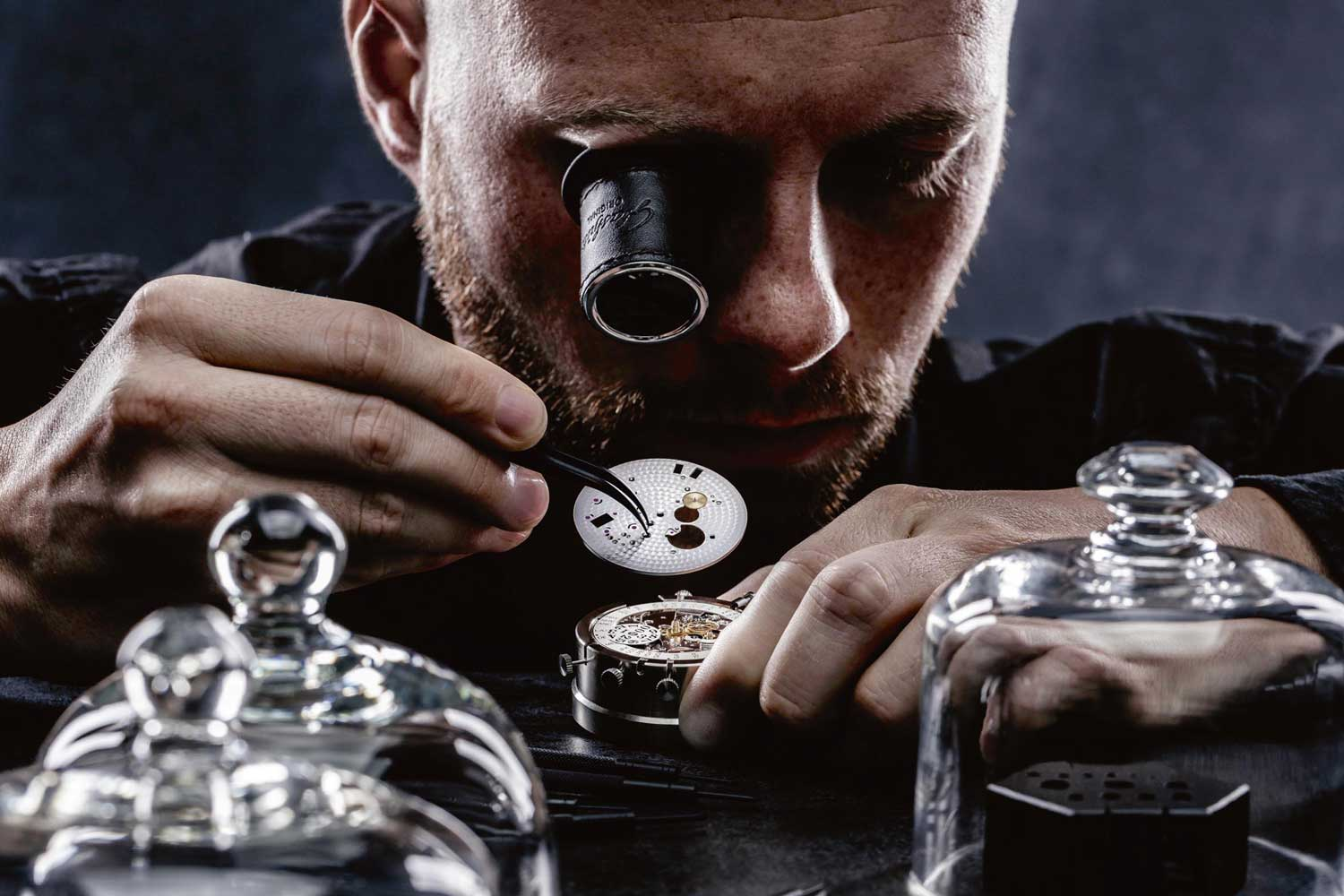 Glashütte Original's timepieces are designed and manufactured almost entirely in-house