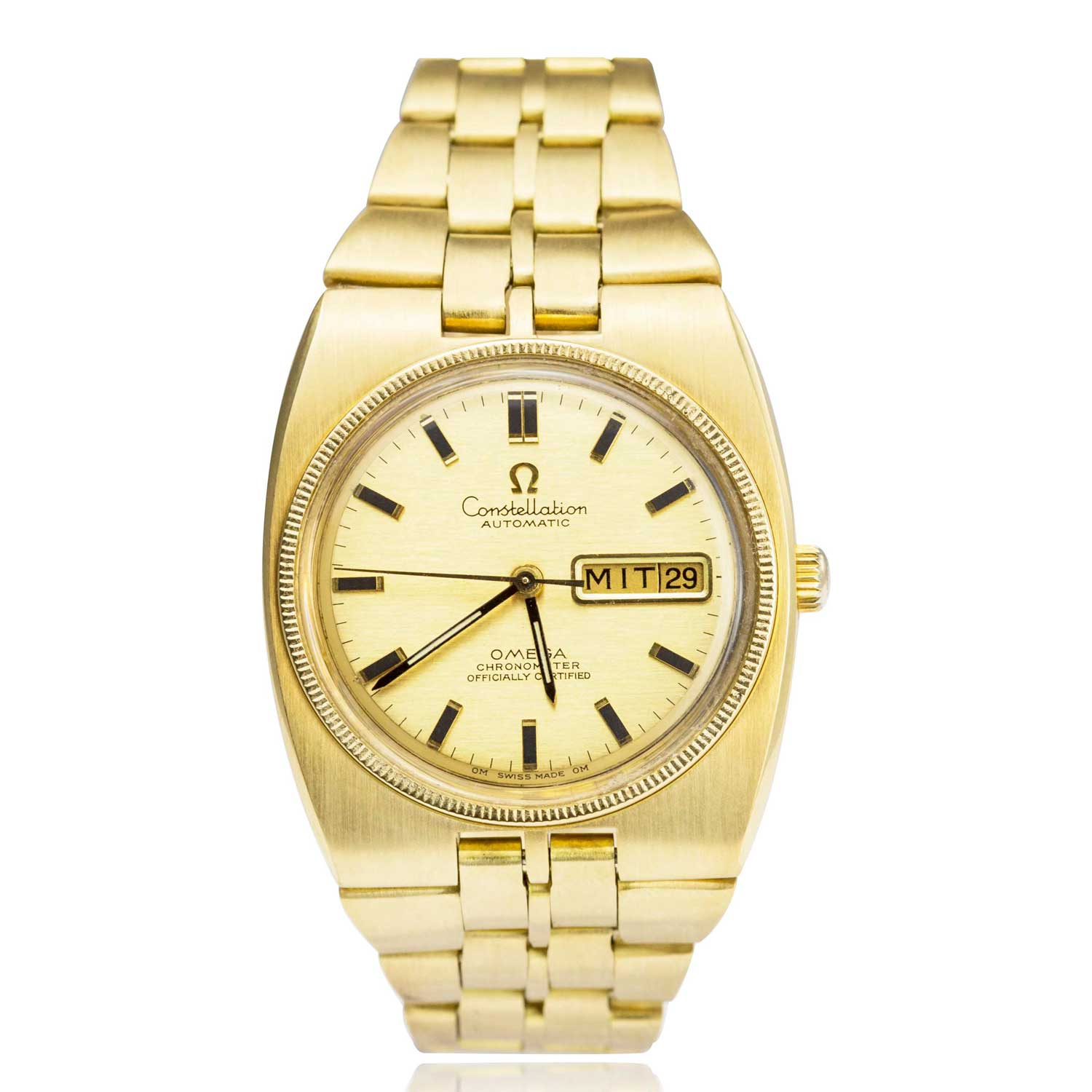 Omega Constellation reference 168.045, released in 1969