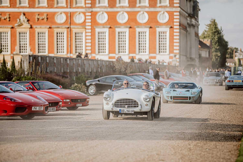 Concours d'Elegance, Hampton Court