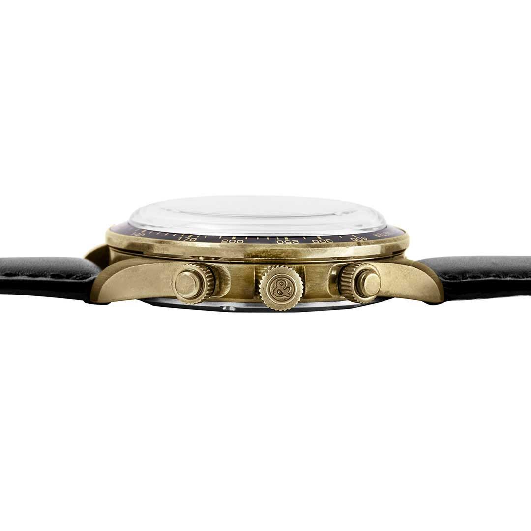 Bell & Ross BR V2-94 Bellytanker Bronze Chronograph (Image © Revolution)