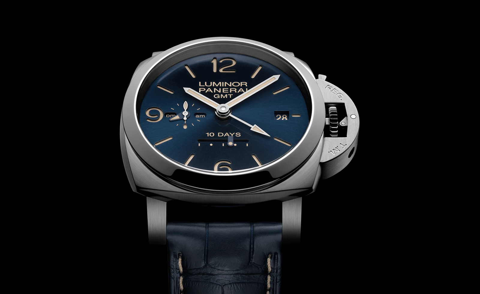 The Panerai Luminor 1950 GMT PAM00986 has a 10-day power reserve, more than ample for regular use. But not all watches are blessed with such assets.
