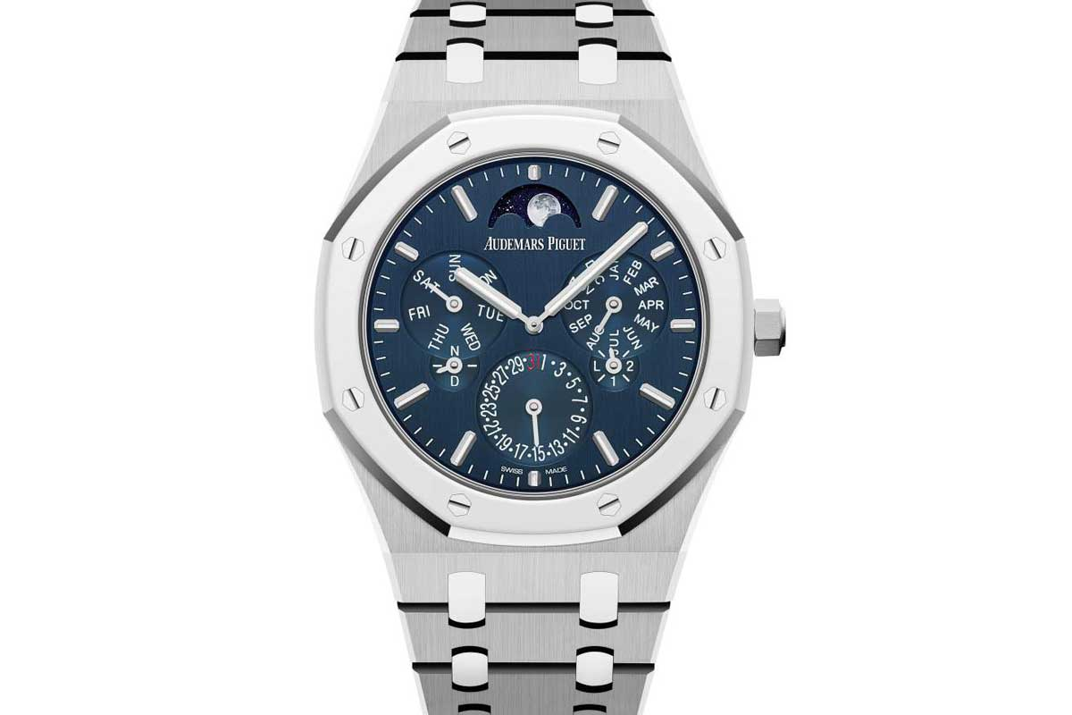 Audemars Piguet, Royal Oak Selfwinding Perpetual Calendar Ultra-Thin