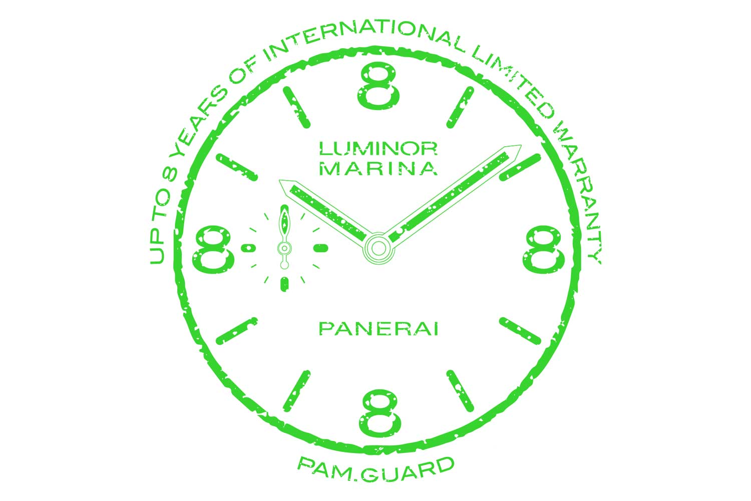 Panerai announces industry-leading eight-year guarantee on all watches