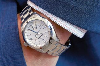 Grand Seiko SBGE249 Limited Edition Spring Drive GMT