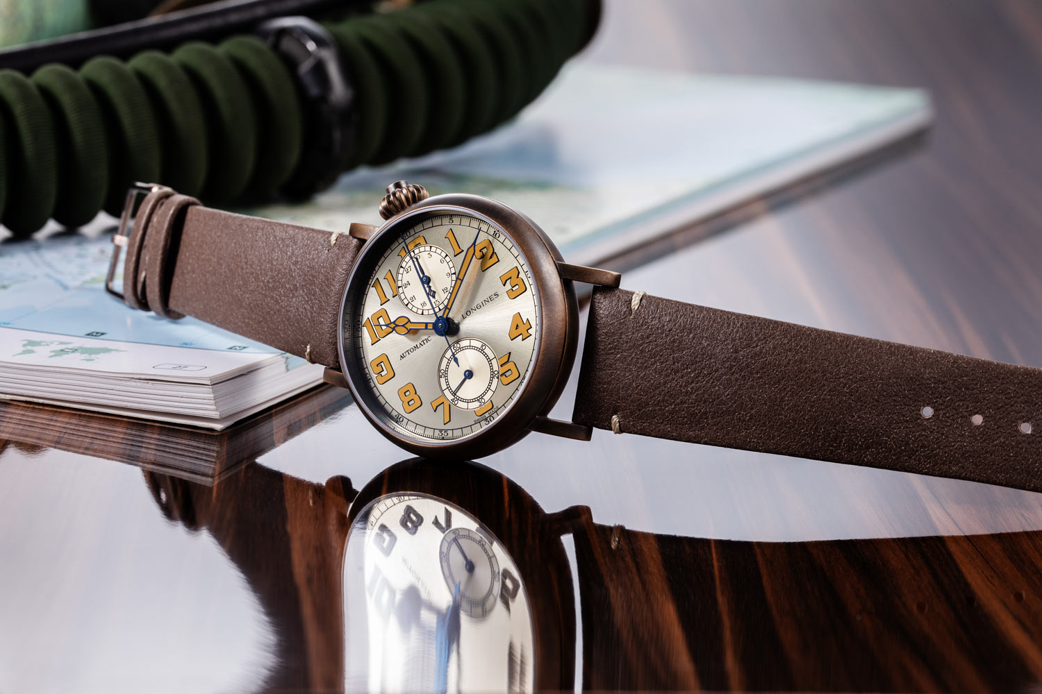 Longines Avigation Watch Type A-7 1935 – The Hour Glass Limited Edition