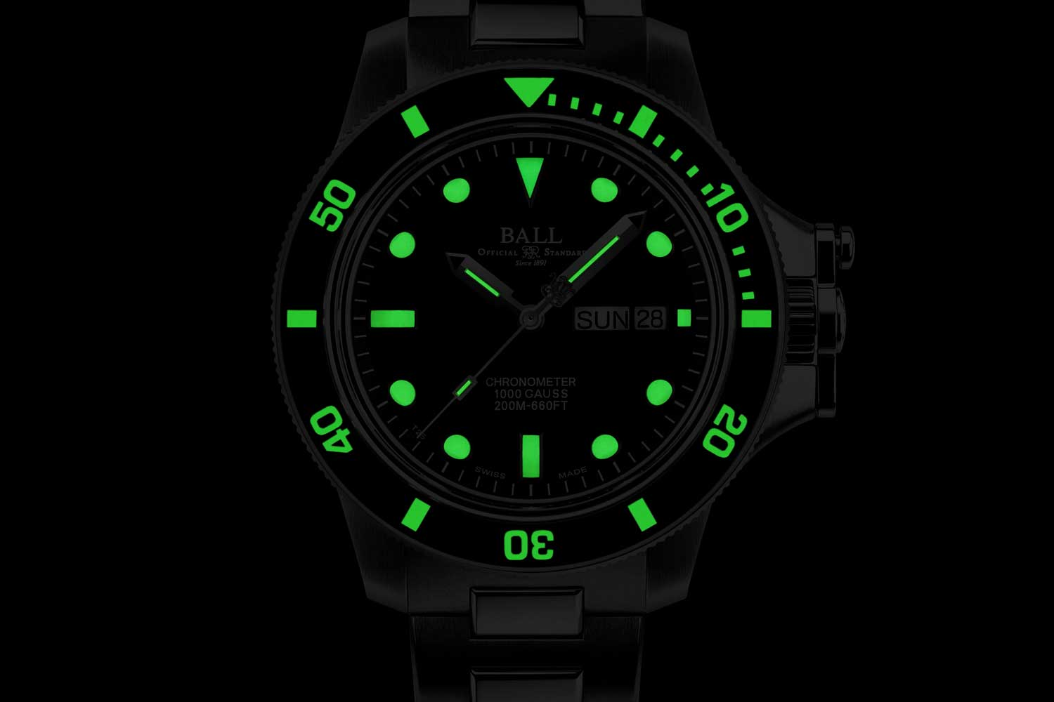 Ball Engineer Hydrocarbon Original 15th Anniversary