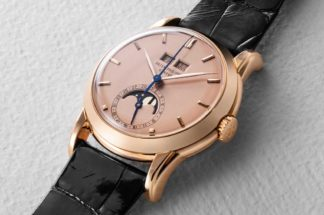 Patek Philippe Ref. 2497 in Rose Gold (Image © Revolution)