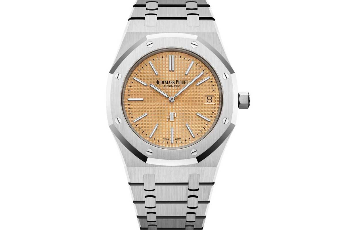 "Audemars Piguet, Royal Oak ""Jumbo"" Extra-thin"