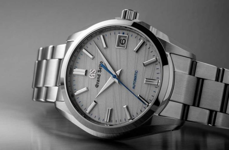 Grand Seiko SBGR319 (Image © Revolution)