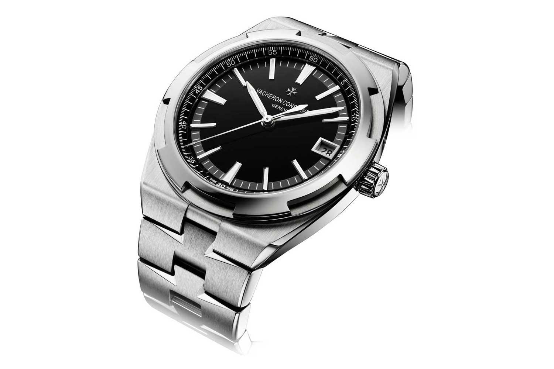 Vacheron Constantin Overseas Self-Winding with a black dial