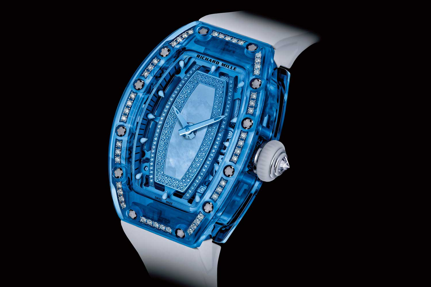 Richard Mille RM 07-02 Gem-Set Colored Sapphire