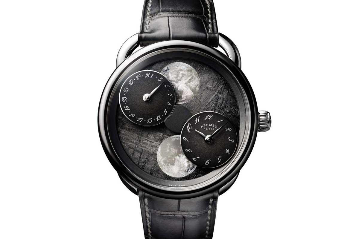 Hermès, Arceau L'heure de la lune